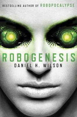 "Book cover of ""Robogenesis"""