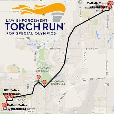 Torch-Run-route