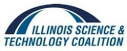 Logo of the Illinois Science & Technology Coalition