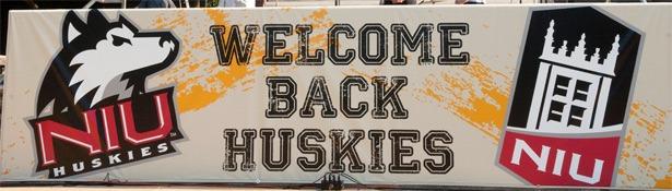 Welcome Back Huskies!