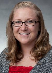 Assistant coach Lynnette Moster