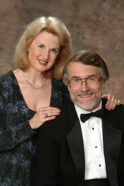 Cecelia and Harold Kafer