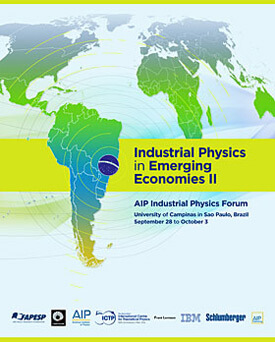Industrial Physics Forum (IPF) poster