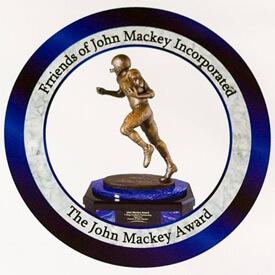 John Mackey Award badge