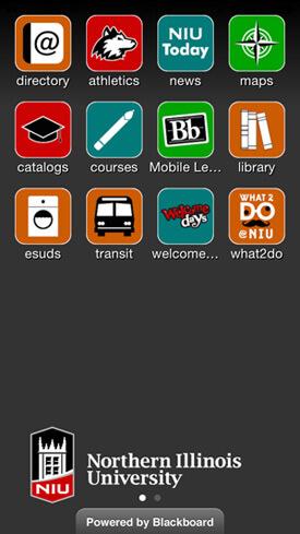 NIU Mobile App