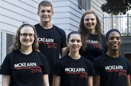 2014 McKearn Fellows-feature
