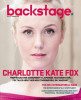 Cover of Backstage magazine