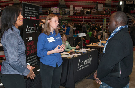 NIU Job Fair 2014