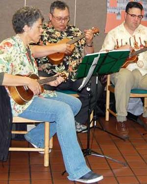 NIUkulele Ensemble