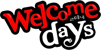 Welcome Days 2014 logo