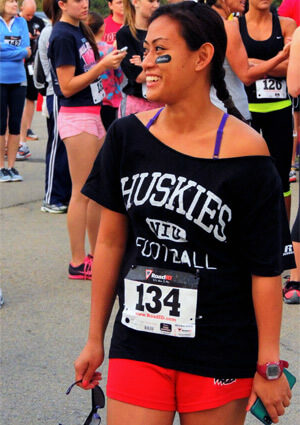 Homecoming 5K – 2013