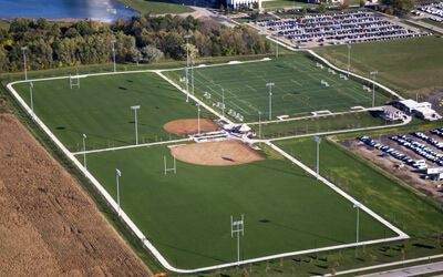 NIU Outdoor Recreation Sports Complex