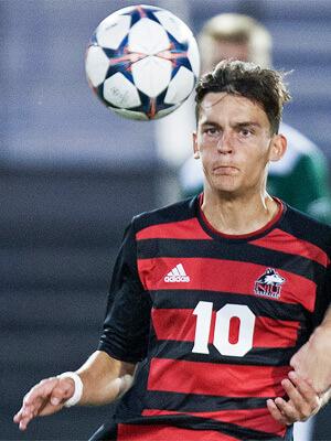 Men's soccer plays to scoreless draw at Loyola - NIU Today