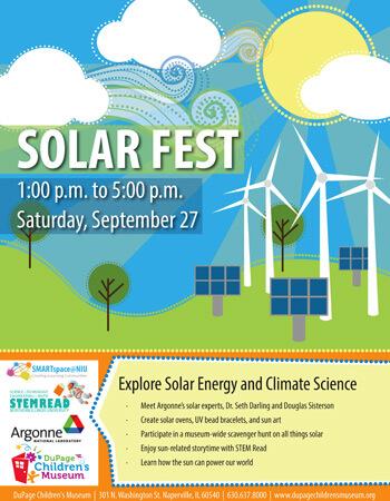 Solar Fest poster