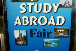 Come to the Study Abroad Fair