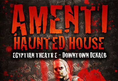 Amenti Haunted House