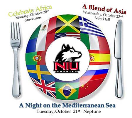 Global dinners