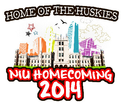 NIU Homecoming 2014: Home of the Huskies