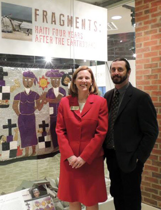 Jennifer Kirker Priest and Mark Schuller