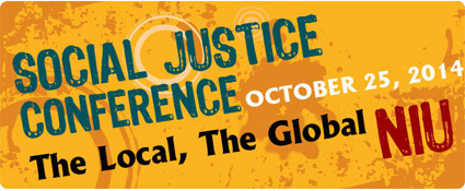 Social Justice Conference logo