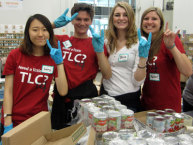 TLC: Making a Difference: Service in Society