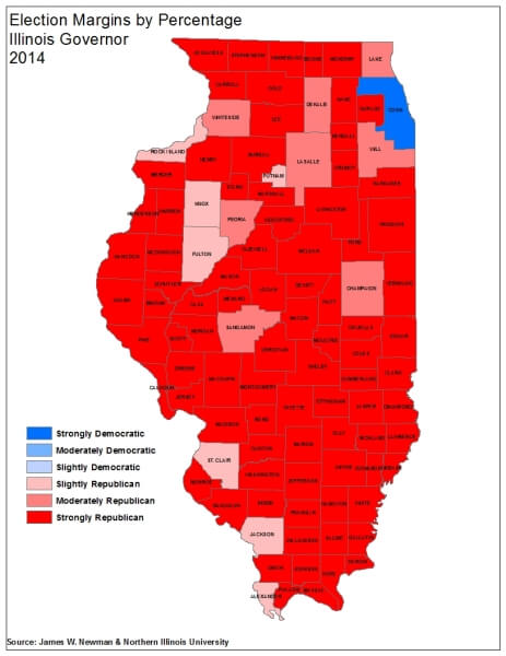 Governor Margin 2014