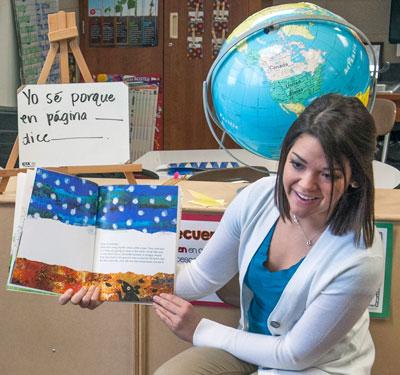 Project ROAR at Cortland Elementary School