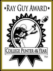 Ray Guy Award