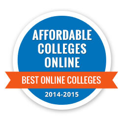 Affordable Collegs Online: Best Online Colleges, 2014-2015