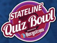 Stateline Quiz Bowl by Bergstrom logo