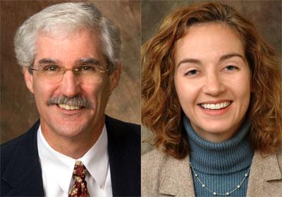 David Ballantine and Leslie Matuszewich