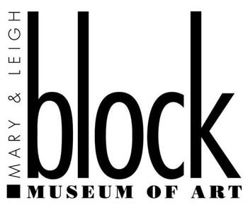 Logo of the Block Museum of Art