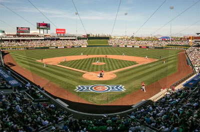Photo of Cubs Park in Arizona