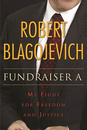 """Book cover of """"Fundraiser A: My Fight for Freedom and Justice"""""""