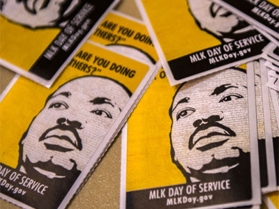 MLK Day of Service