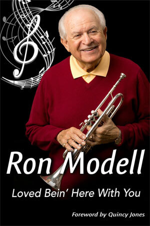 "Book cover of Ron Modell's ""Loved Bein' Here with You"""