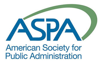 Logo of the American Society for Public Administration