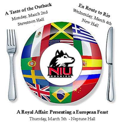 NIU Dietetic Interns: Around the World