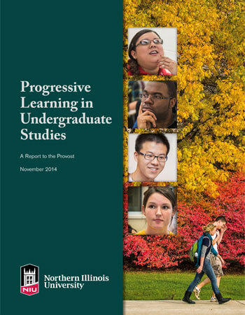 Progressive Learning in Undergraduate Studies: A Report to the Provost