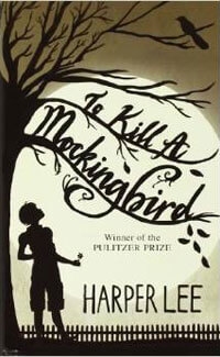"Book cover of ""To Kill a Mockingbird"""