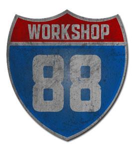 Workshop 88 logo