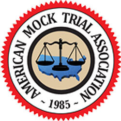 American Mock Trial Association logo