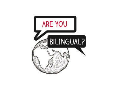 Are you bilingual?
