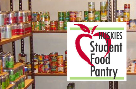Huskies Student Food Pantry