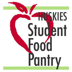 Huskies Student Food Pantry logo
