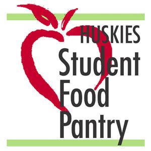 Huskies Student Food Pantry logo