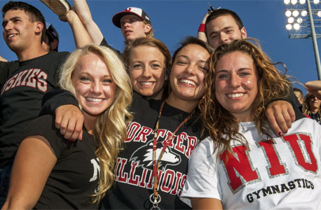 NIU Homecoming 2014