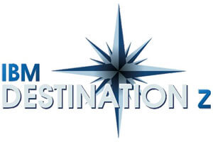 IBM Destination z logo