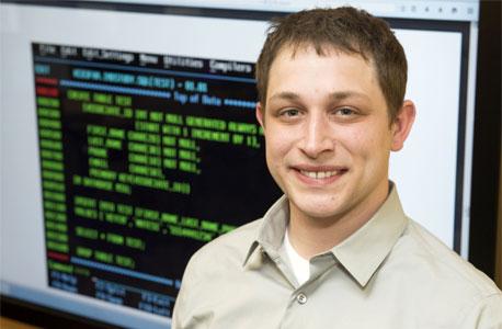 Kevin Matesi of Northern Illinois University