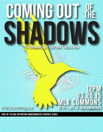 Coming Out of the Shadows poster